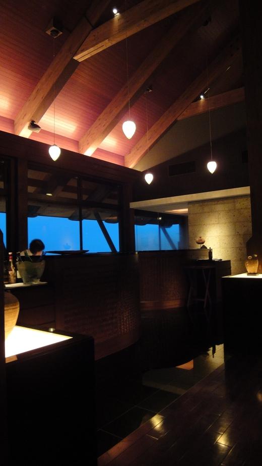 サンカラ ホテル&スパ 屋久島 (3) レストラン編 1日目_f0215324_11224568.jpg