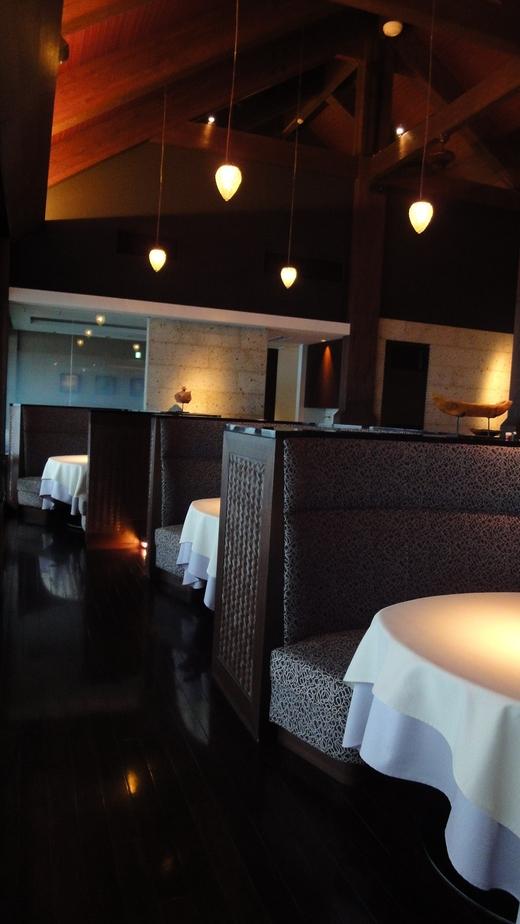 サンカラ ホテル&スパ 屋久島 (3) レストラン編 1日目_f0215324_11263978.jpg