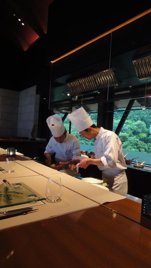 サンカラ ホテル&スパ 屋久島 (4) レストラン編 2日目_f0215324_1133472.jpg