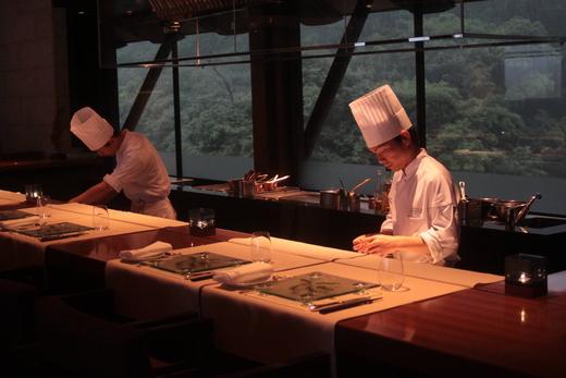 サンカラ ホテル&スパ 屋久島 (4) レストラン編 2日目_f0215324_1134376.jpg