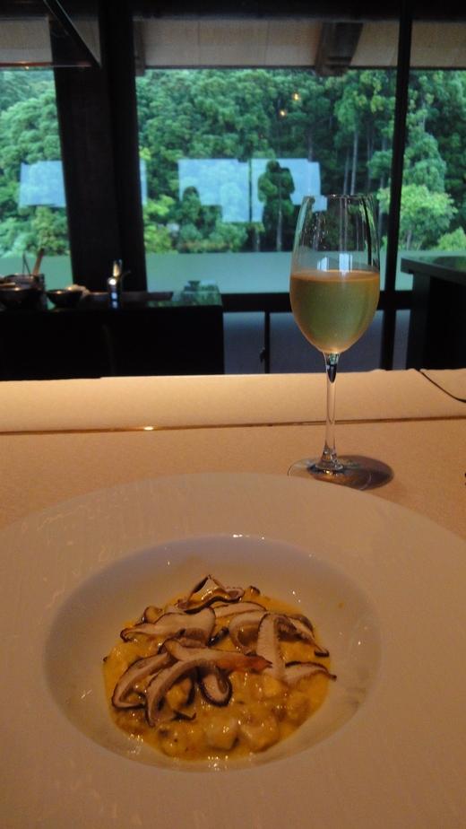 サンカラ ホテル&スパ 屋久島 (4) レストラン編 2日目_f0215324_1222343.jpg