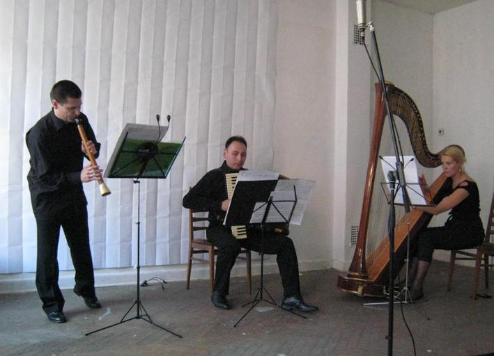リトアニアの旅3: 伴奏楽器も現場で知り_c0129545_1253547.jpg