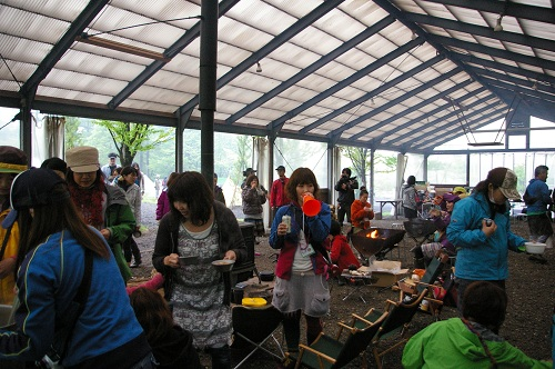 ミジンコ 「ガーデンキャンプ」開催!レポ3_b0174425_15535487.jpg