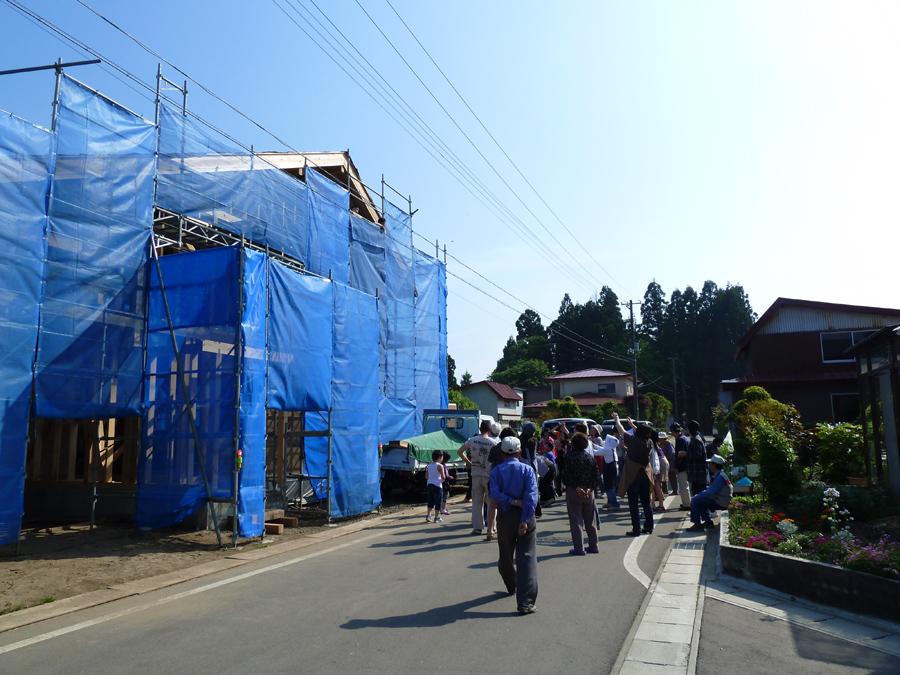 Y様邸「峰吉川の家」 工事中です。_f0150893_203760.jpg