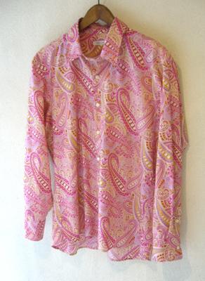 リバティ×ハローキティのシカオ/メンズシャツ (セミオーダー)_b0199696_12211388.jpg