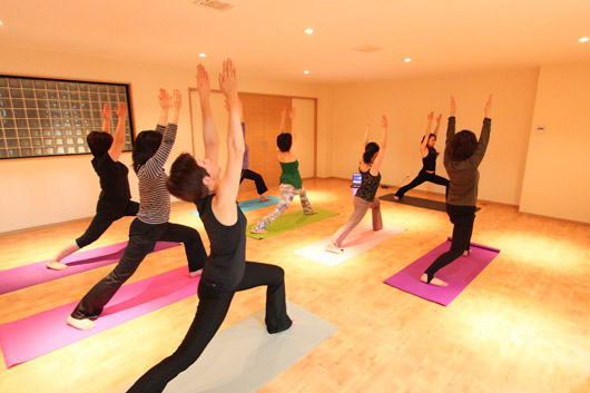 Yoga studio Natural flowの画像