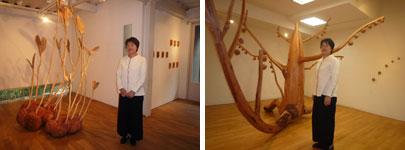 2011/6月『清水直子木彫展』開催中!_e0189606_23281428.jpg