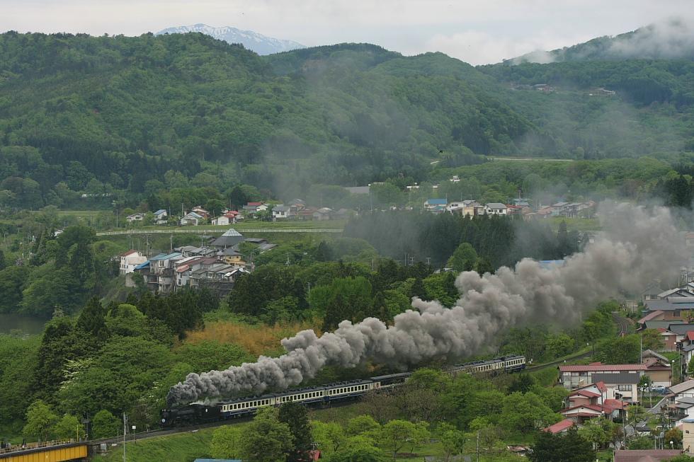 煙 - 2011年春・磐西 -_b0190710_22145199.jpg