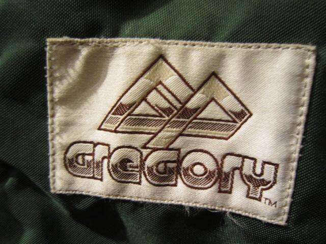 """Used \""""GREGORY(グレゴリー) 茶タグ ディアンドハーフ\"""" 更新_f0191324_9482715.jpg"""