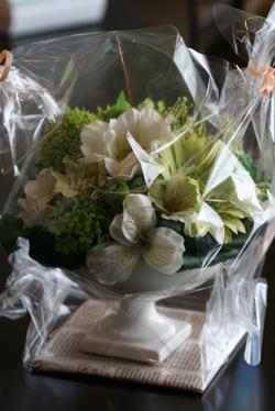 メタルビーズ教室秋祭り お花も出ます_b0048834_0284396.jpg