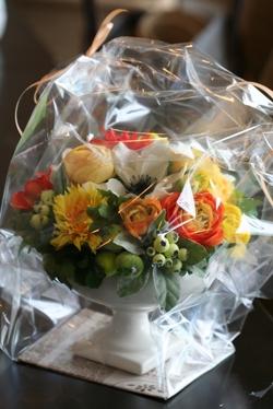 メタルビーズ教室秋祭り お花も出ます_b0048834_0401447.jpg