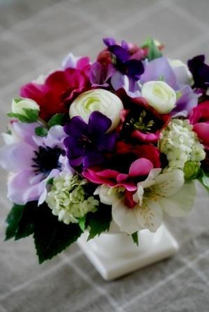 メタルビーズ教室秋祭り お花も出ます_b0048834_1529577.jpg