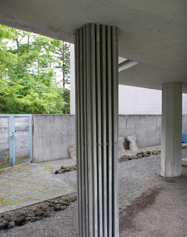 軽井沢 脇田美術館 吉村順三_e0127948_16325291.jpg