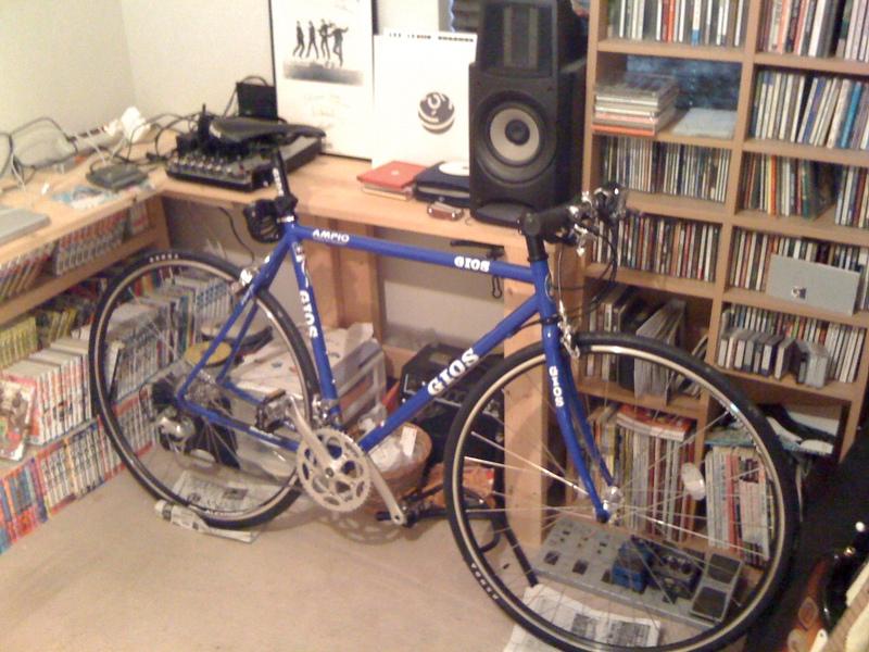 自転車の gios 自転車 評判 : 今年の始めに自転車が欲しい ...