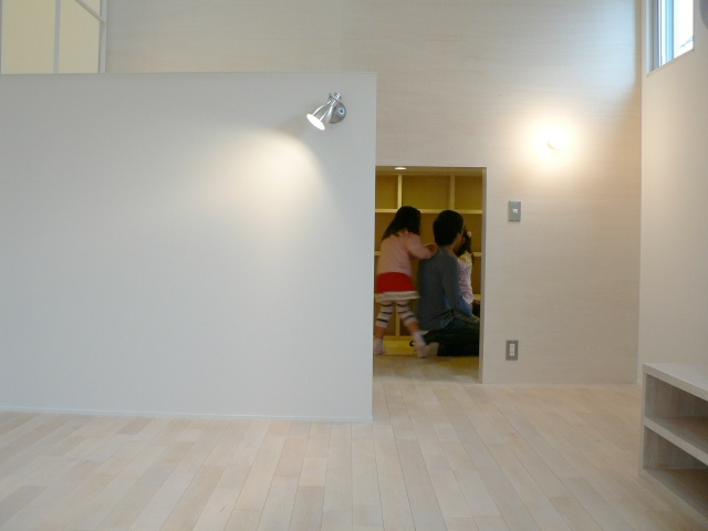 陽廻りの家ーオープンハウス終了_d0093672_012867.jpg
