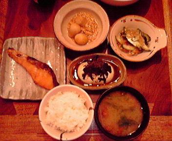 和食が一番☆_e0183990_0161663.jpg
