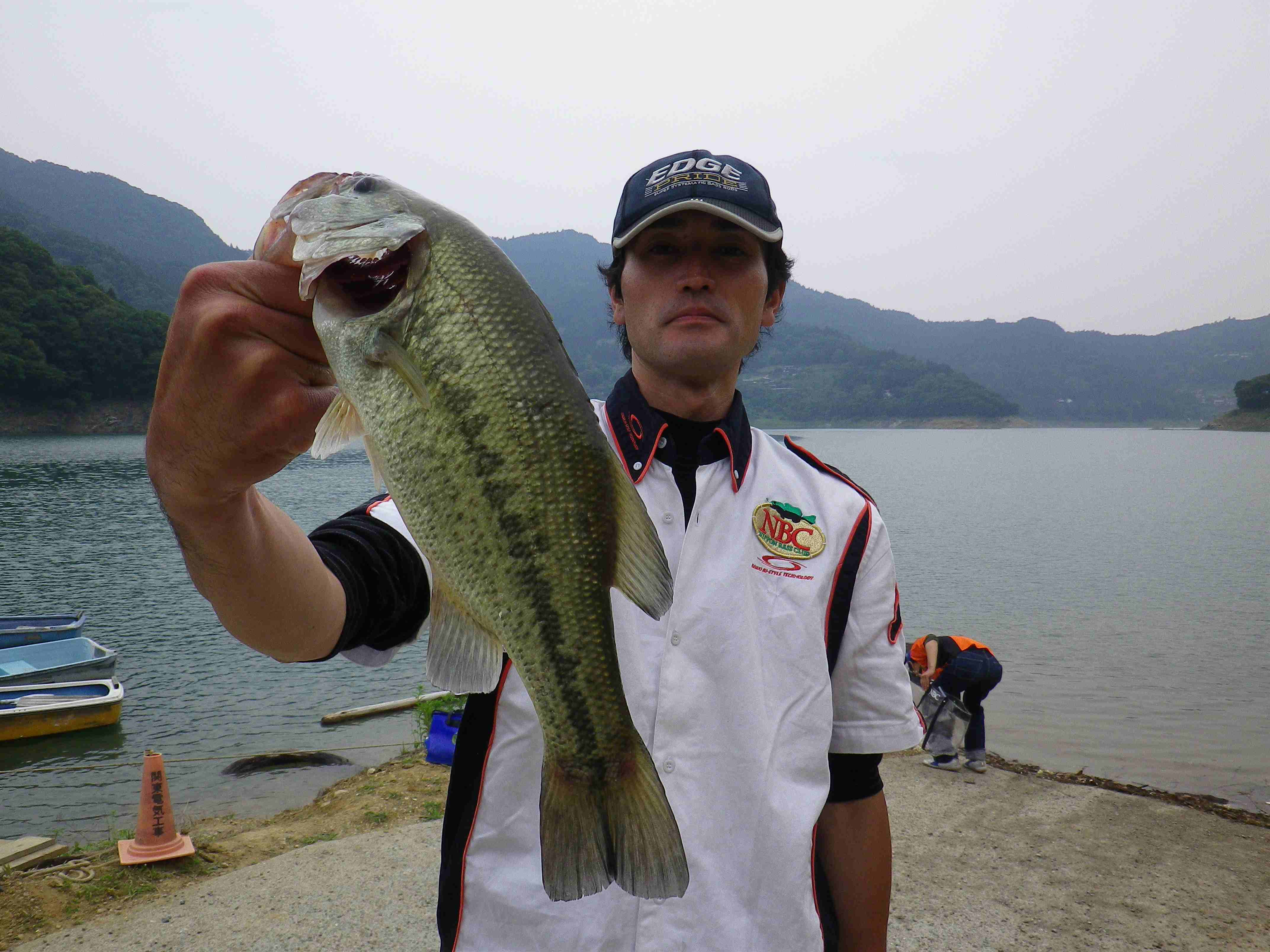 埼玉チャプター 神流湖 ベイトブレスカップ_a0097491_1151316.jpg