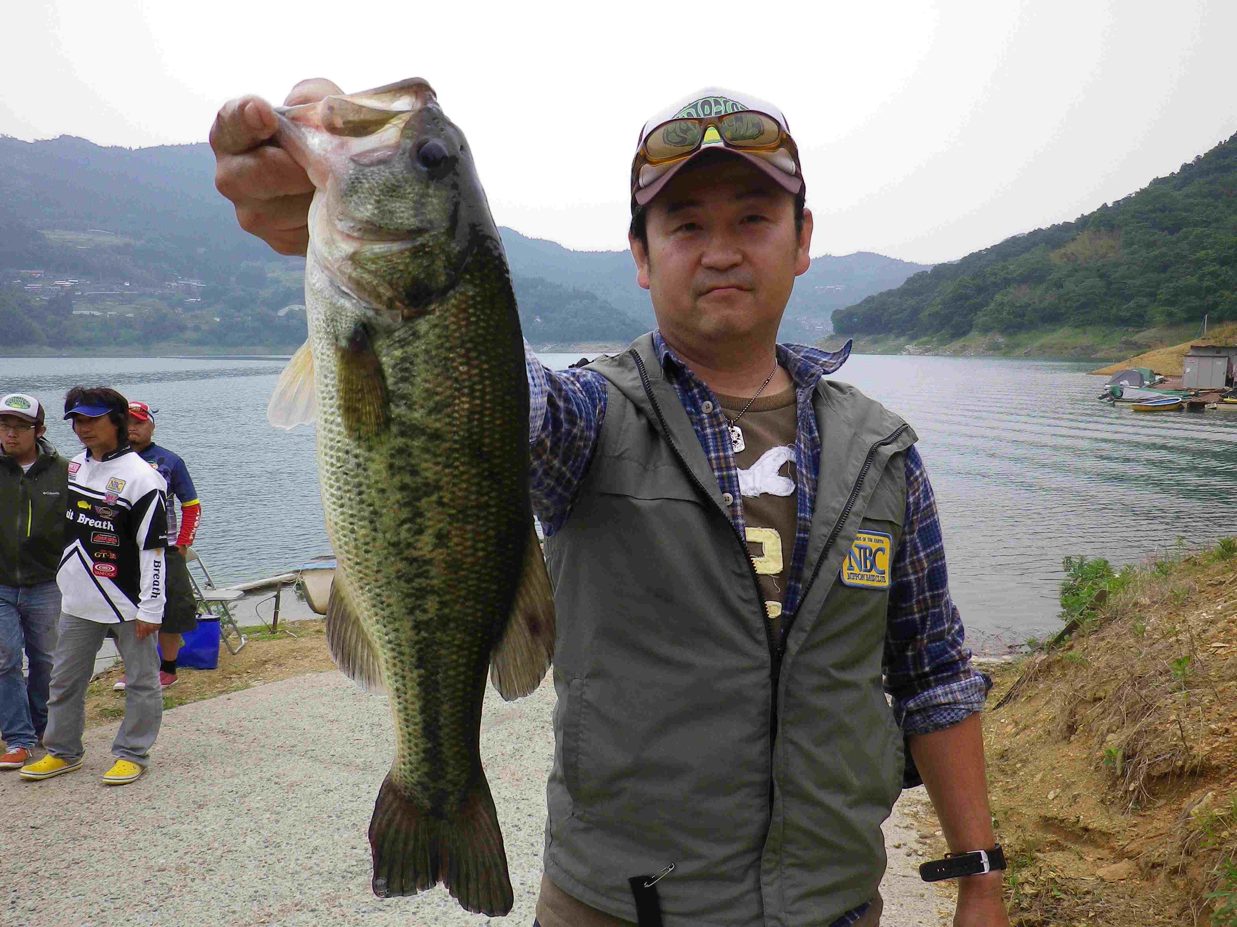 埼玉チャプター 神流湖 ベイトブレスカップ_a0097491_1152641.jpg