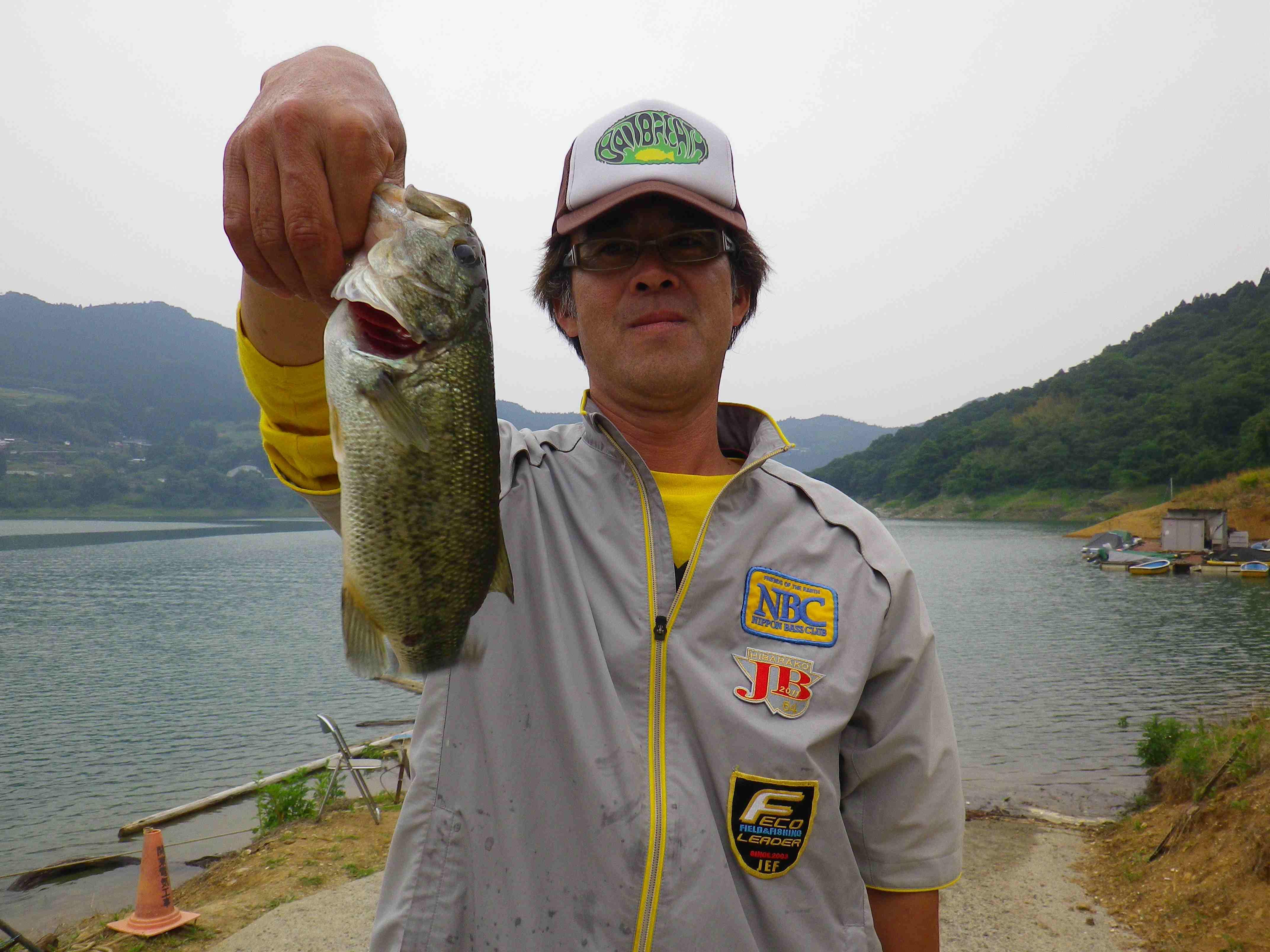 埼玉チャプター 神流湖 ベイトブレスカップ_a0097491_115319.jpg