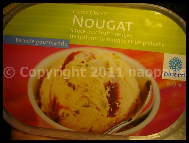 【アイスクリーム】いけてたスーパーのアイスクリームたち(Paris)_a0014299_0285832.jpg