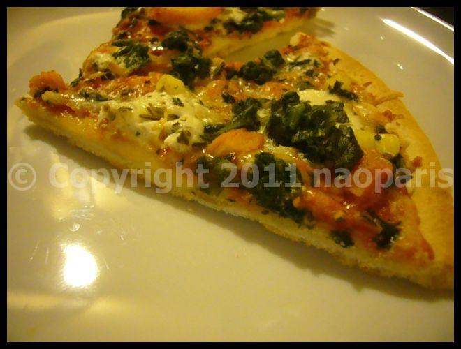 【ピザPIZZA】Dr.Oetkerのピザに初挑戦(PARIS)_a0014299_232825100.jpg