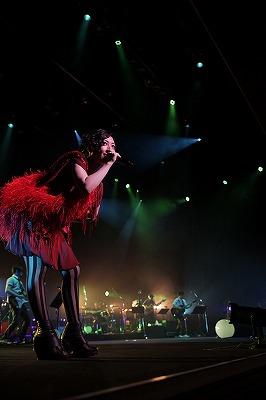"""坂本真綾 LIVE TOUR 2011 """"You can't catch me""""東京国際フォーラム公演(6/4)_e0025035_18255186.jpg"""