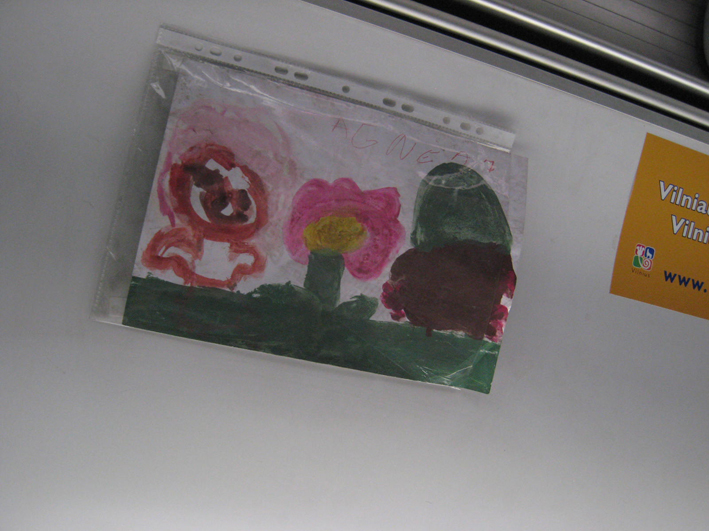 リトアニアの旅4: 「命のビザ」杉原記念館~行きはこわくて帰りはヨイヨイ_c0129545_105894.jpg