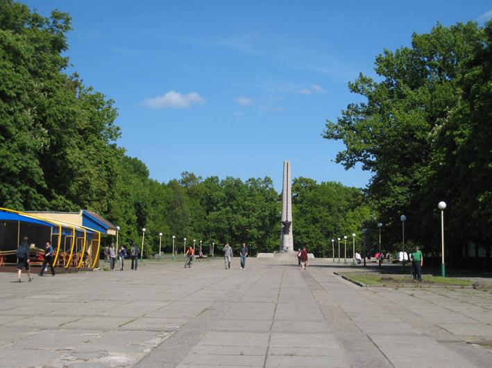 リトアニアの旅4: 「命のビザ」杉原記念館~行きはこわくて帰りはヨイヨイ_c0129545_1171129.jpg