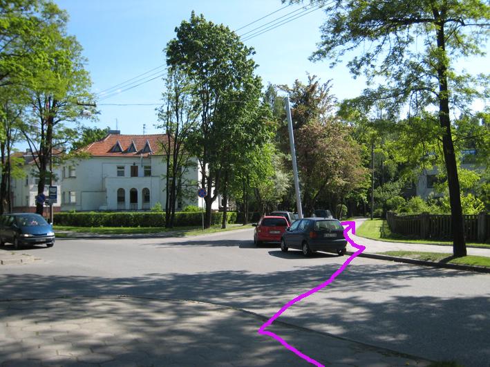 リトアニアの旅4: 「命のビザ」杉原記念館~行きはこわくて帰りはヨイヨイ_c0129545_1175619.jpg