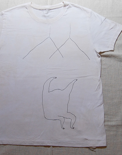 Tシャツ展 作品紹介その⑤_a0043747_1636071.jpg