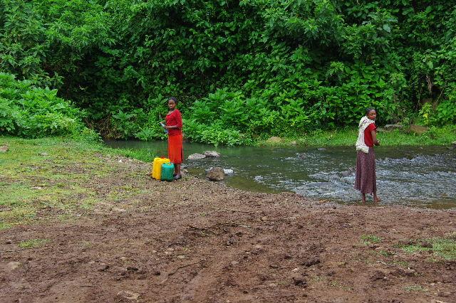 エチオピア(80) 朝のウォンドゲネット・リゾート近辺散策_c0011649_20253525.jpg