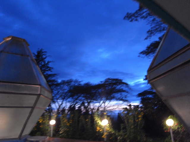 エチオピア(78) ウォンドゲネット・リゾートで夕食_c0011649_22117.jpg