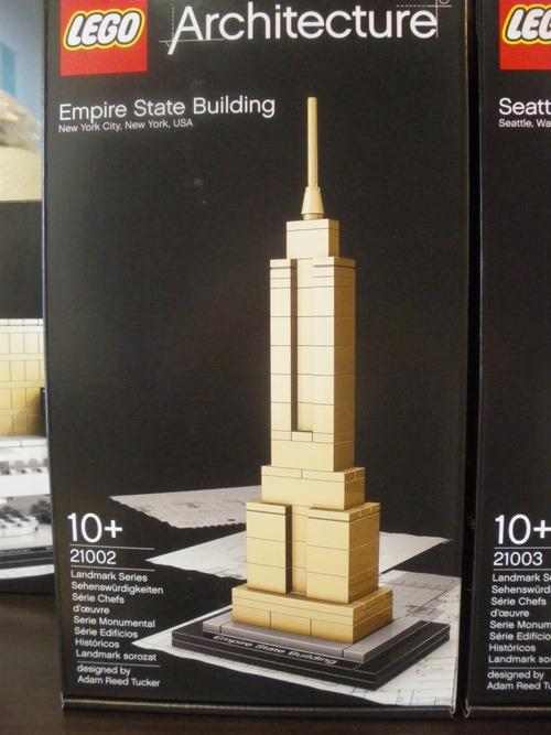 海外のみで販売されていた大人のための「LEGO(R) Architecture」が遂に日本でも!!_b0125570_10252753.jpg