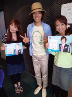 「ガールズミュージックナイト」ゲスト・つかさ学さん_f0165126_21154181.jpg