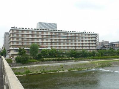 ホテルフジタ京都。_b0209132_1801843.jpg