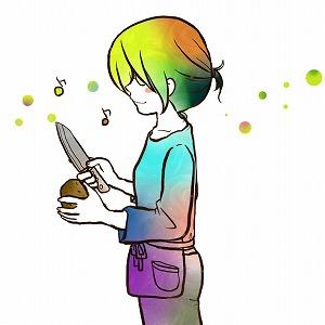 歌うキッチン 特製レシピ付き初のメジャーアルバムリリース決定!_e0025035_13364897.jpg