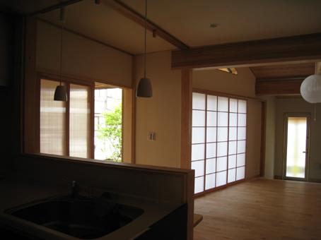 大屋根の家 オープンハウス_b0148338_17253278.jpg