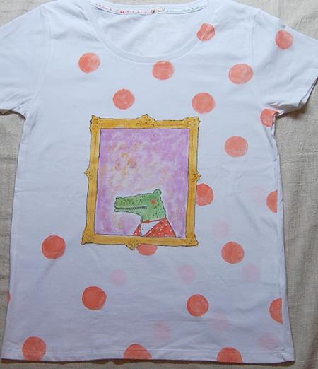 Tシャツ展 作品紹介その⑥_a0043747_17103918.jpg