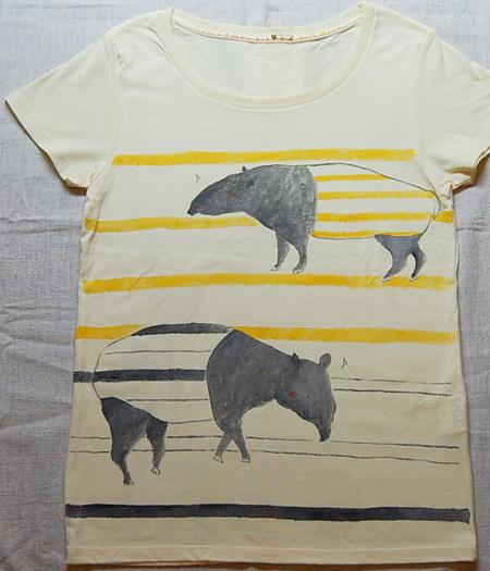Tシャツ展 作品紹介その⑥_a0043747_17123131.jpg