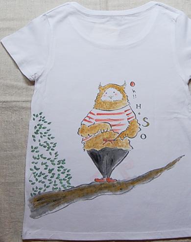 Tシャツ展 作品紹介その⑥_a0043747_1712936.jpg