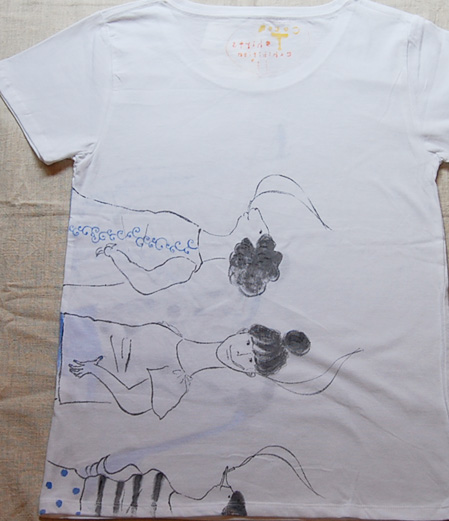 Tシャツ展 作品紹介その⑥_a0043747_17131382.jpg