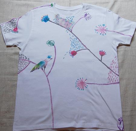 Tシャツ展 作品紹介その⑥_a0043747_17165398.jpg