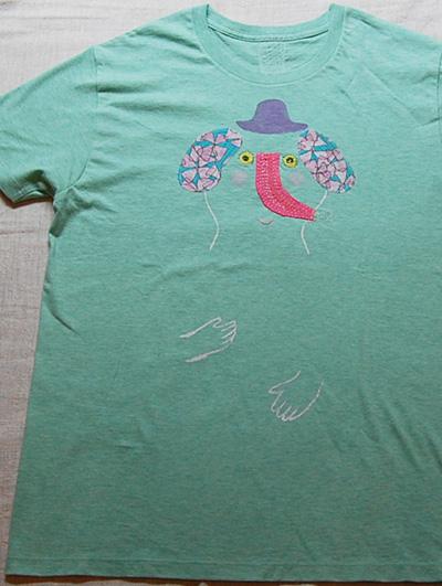 Tシャツ展 作品紹介その⑥_a0043747_1719211.jpg