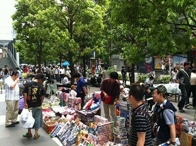 MOTTAINAIフリーマーケット開催報告@大井競馬場/秋葉原UDX_e0105047_15111871.jpg