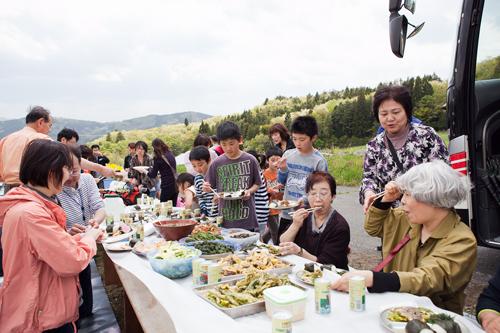 田植え体験&菜の花巡りツアー_b0147354_19381940.jpg