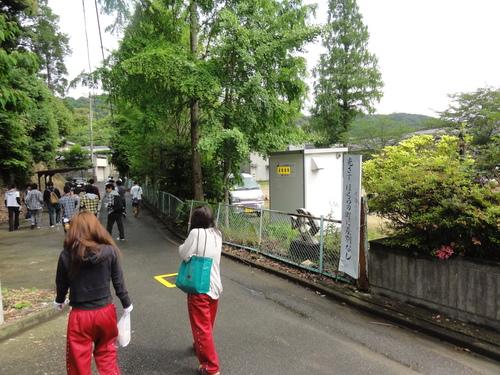 岬高校1年生「山海人プロジェクト」サポート in 孝子の森_c0108460_1892143.jpg