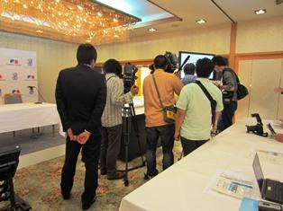 ザ・リッツ・カールトン京都の記者会見へ_b0053082_8121522.jpg