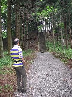 富士宮ルートから富士山、オカマ滑降_e0064783_4583059.jpg