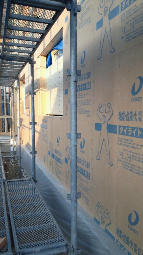 Y様邸「峰吉川の家」 工事中です。_f0150893_18573031.jpg
