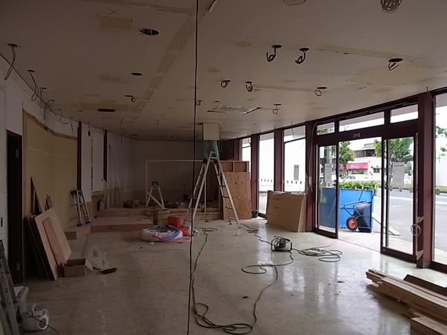 某美容室の改修工事_b0186200_057299.jpg